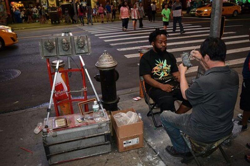 NYC Street Photography Nikonman NYC Photography Peruvianproblems