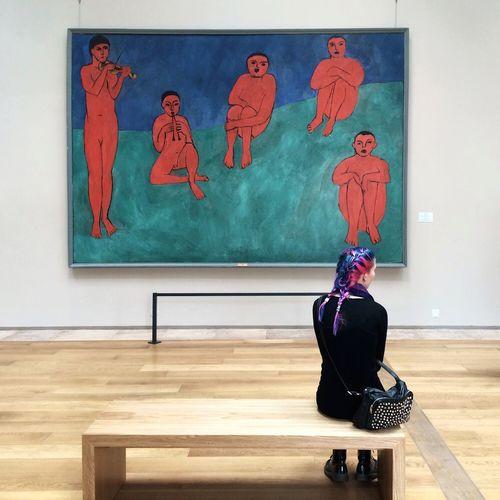 Matisse hall,