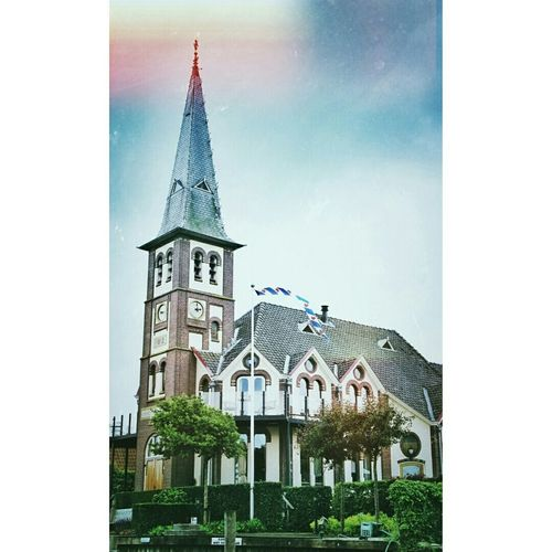 Nederland Holland Kerk Church