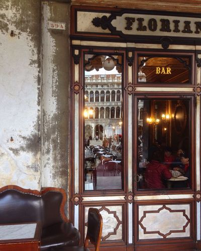Italy Venice, Italy Cafe Florian Society Old-fashioned EyeEm New Here EyeEmNewHere EyeEmNewHere Colour Your Horizn