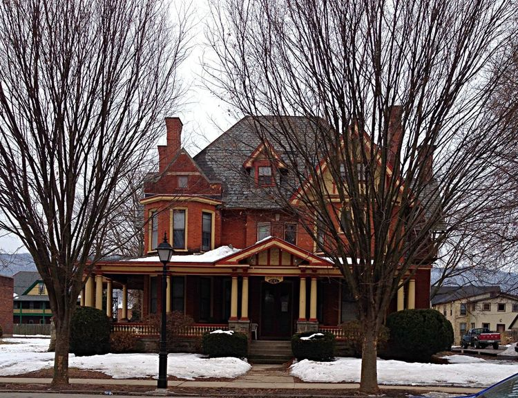 Victorian House Streetphotography Walking Around Town