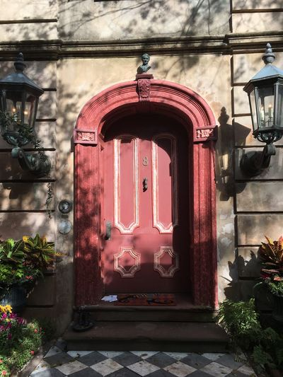 Door - Building