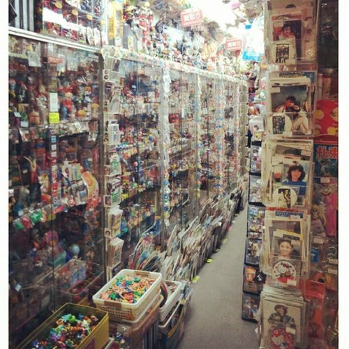 Looking for some vintage action figures? You're in the right place! Nakanobroadway Geek Anime Tokyo japan photooftheday igers instagood instamood tag4likes nakano