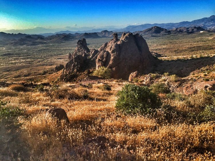 Arizona Nature Landscape Geology Rock Formation Beauty In Nature Physical Geography Tranquil Scene