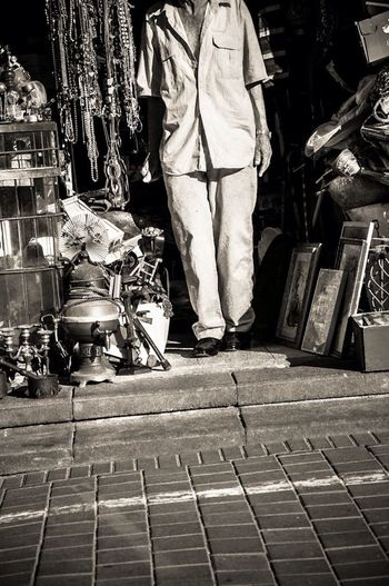 Jaffa Street Photography Series