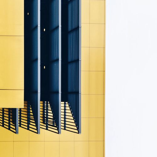 Impartiality. Architecture No People Building Exterior Built Structure EyeEm Best Shots Architecture Architectural Detail Minimalism Urban Geometry Architecture_collection Minimalist Architecture Art Is Everywhere The Architect - 2017 EyeEm Awards Paint The Town Yellow