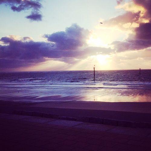 Norderney Strand Meer Insel Abendrot Urlaub Wasser Entspannung Landscape Landschaft Strandspaziergang Beach Beachphotography EyeEm Nature Lover Cubefotografie #cubefotografie