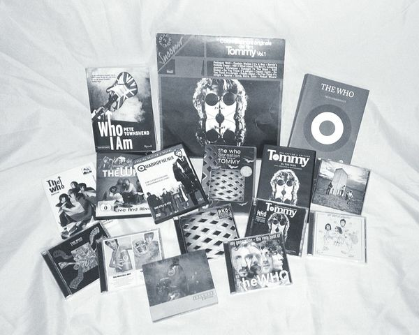 I'm alive i guess. The Who Pete Townshend KeithMoon John Entwistle RogerDaltrey Music Blackandwhite CDs Books Vinyl Vintage Quadrophenia Tommy EyeEm Photo Collection Rock Rocker
