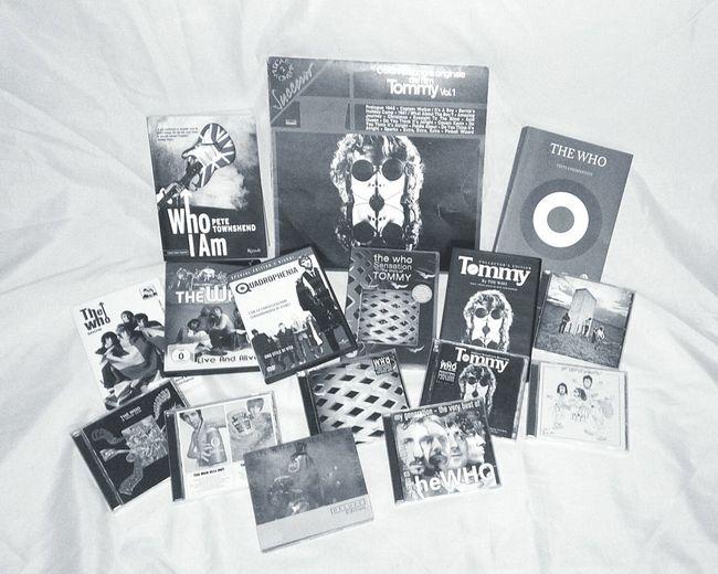 I'm alive i guess. The Who Pete Townshend KeithMoon John Entwistle RogerDaltrey Music Blackandwhite CDs Books Vinyl Vintage Quadrophenia Tommy EyeEm Photo Collection Rock Rocker