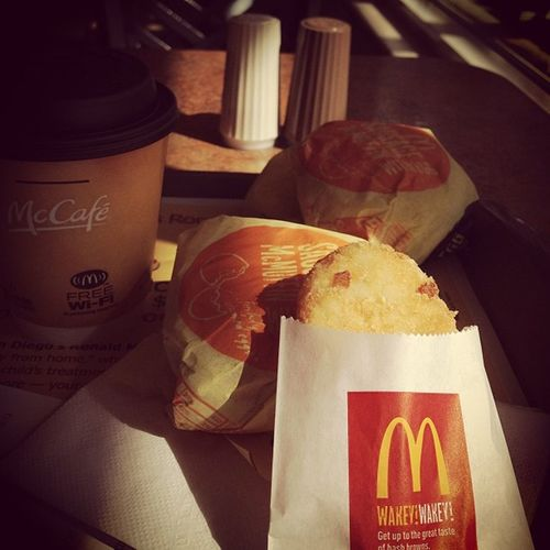 Number 10 on the menu... Number 1 in my heart.. Goldenarches Mickeyds