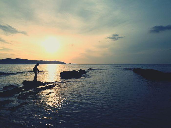 Sea Enjoying Life Sea And Sky お出掛け