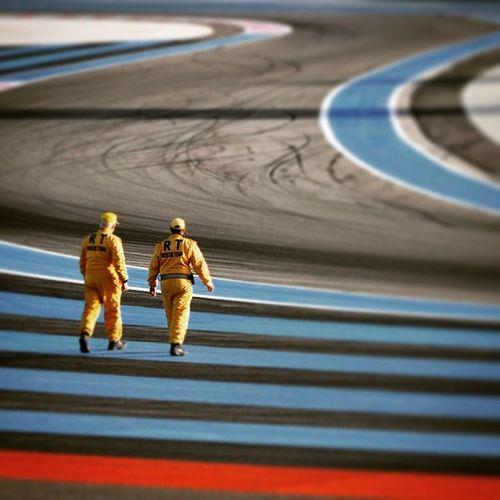 Lines Nikonfr PaulRicard Castellet Circuit Race Cars Security