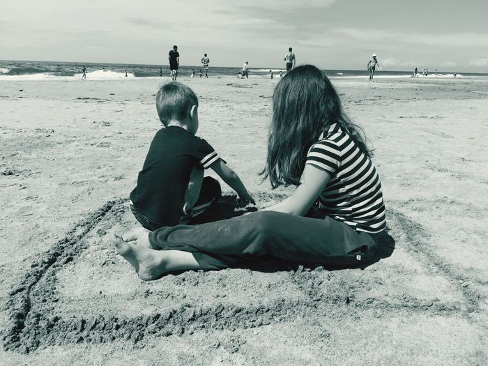netosefilhos... Beach FAMILIA Happy :) Dreams First Eyeem Photo Praiaefamilia Love Children Person