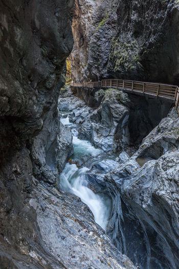 Liechtenstein-Klamm, Plankenau im Pongau, Österreich Alpen Gebirge Gebirgsbach Klamm Liechtenstein-Klamm Mountain Range Pongau Schlucht Wildwasser Österreich