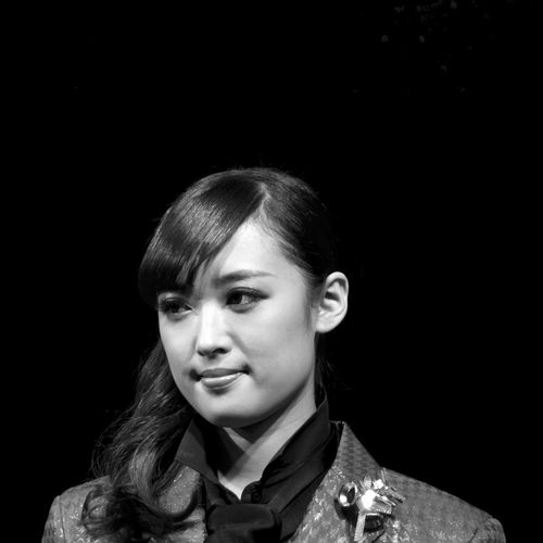 TOYOTA beautify Beautiful People Model : V-LUX1 150mm Testcases Handheld shot. Photos(iMac) Edit. Japanese Girl Beautiful Girl Bnw Portrait Fukuoka Motor Show Human Face On Stage Peoplephotography Portrait Of A Girl The Light At The Top