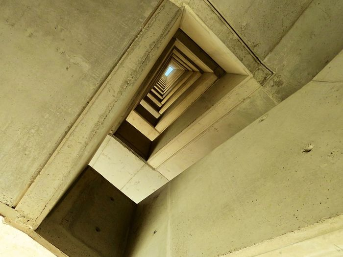 Geometric Shapes Shapes Stairs Malta Perspectives