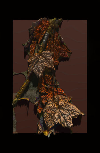 3D 3D Art Close-up Leaves Nature No People Stems Stems Are Pretty Too