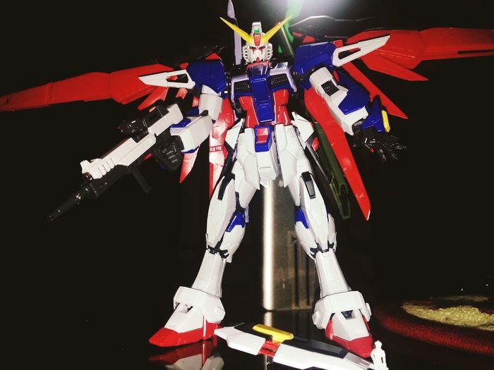 Eyeem Philippines Mobilephotography BANDAI PhonePhotography Toyphotography Mecha Gunpla Gundam Destiny No People