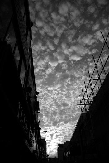 하늘이 그린 그림+++
