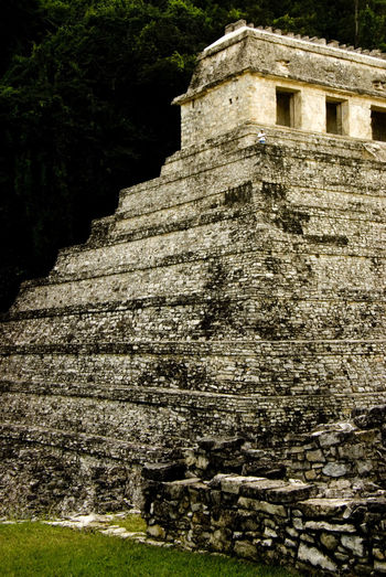 Central America Mayan Ruins Mexico Palenque, Chiapas World Heritage Ancient Ancient Civilization Archaeology Architecture Building Building Exterior Built Structure Culture And Tradition History Maya Mayanculture Old Ruin Religion The Past Travel Travel Destinations