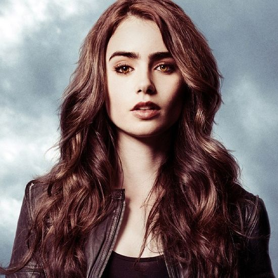 After watching Mortal Instrument: The City of Bones, i fell in love with this girl. Lilycollins .
