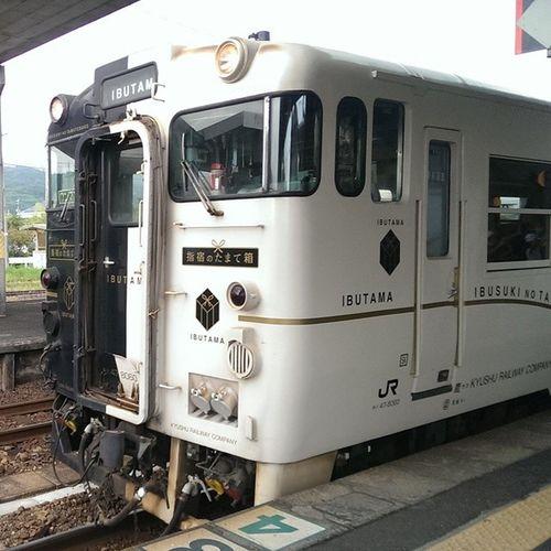 I finally got to ride on a themed train~ Train Travel JapanLife Japantrip japantravel