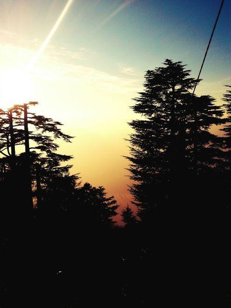 Lake Como Italy Nature Sunset