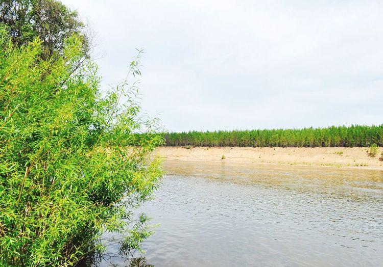 Река Уда,