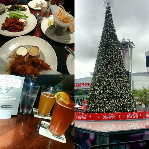 Good Lunch with @egyptiansuz & @erikajanine .. Wings Beer Bluemoon PurpleHazeBeer Water Bondig GoodFood
