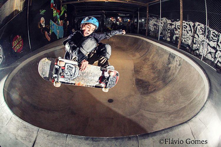 Skateboarding at Cave Pool SP Skateboarding Skatelife Skateanddestroy Skatephotography Flaviogomes Photography Cavepool Brasil First Eyeem Photo