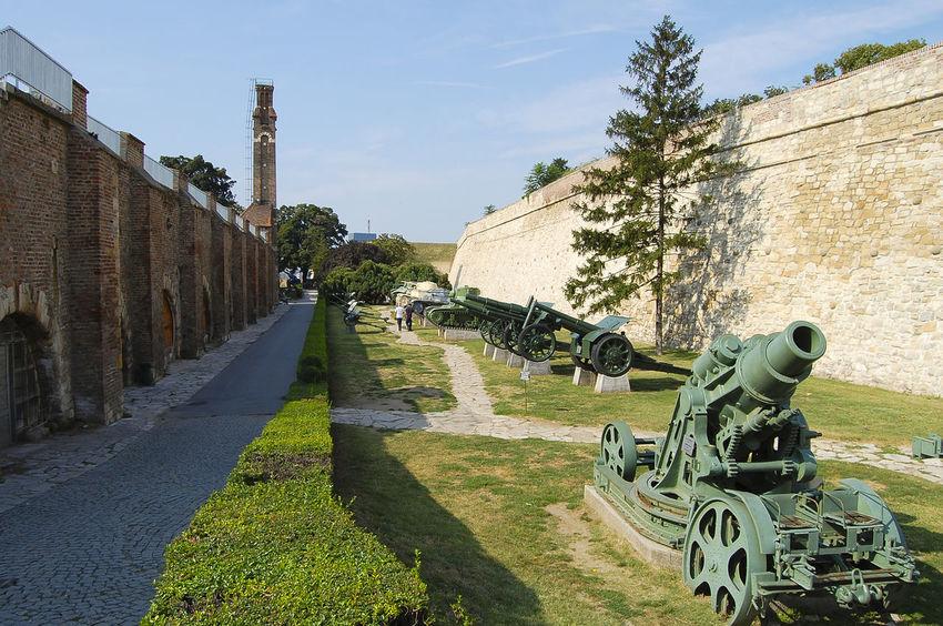 Military Museum Belgrade City Military Museum Serbia Cannon