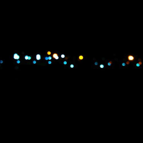 Światło Abstrakcja Abstraction Bokeh święta  Christmas Lights Christmas Vscocam Vzcopoland