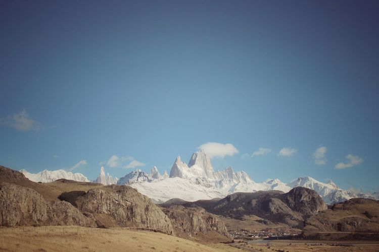 | Remembering Patagonia | Dreaming PATAGONIA Patagonia Argentina Travel Nature Clouds And Sky Dramatic Sky On The Road Mountain Blue Desert Sky Landscape Rocky Mountains Snowcapped Mountain Rugged Arid Landscape Tranquil Scene Snow Covered My Best Photo