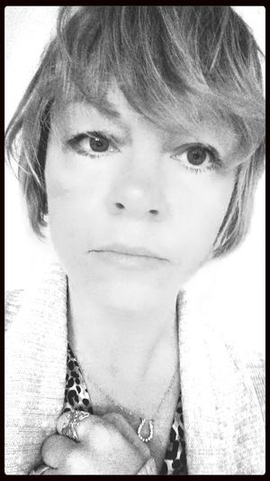 self - portrait Portrait That's Me Black And White Self - Portrait