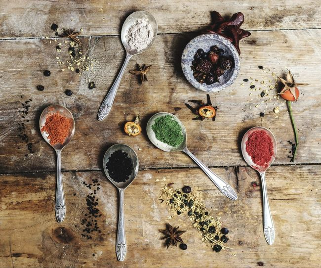 Playing with food... The Still Life Photographer - 2018 EyeEm Awards Seed Pods, Nature Herbs Still Life Spices Spices Of The World High Angle View