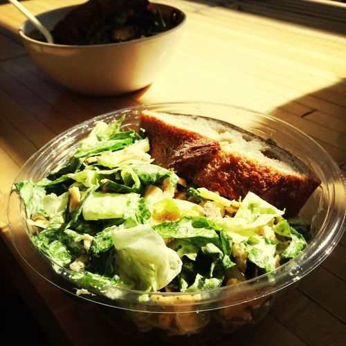 Green and pretty sweet at Sweetgreen