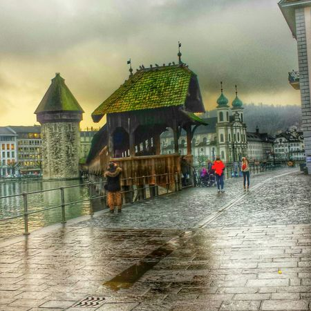 Luzern Cityscape Citylife Cityworldwide