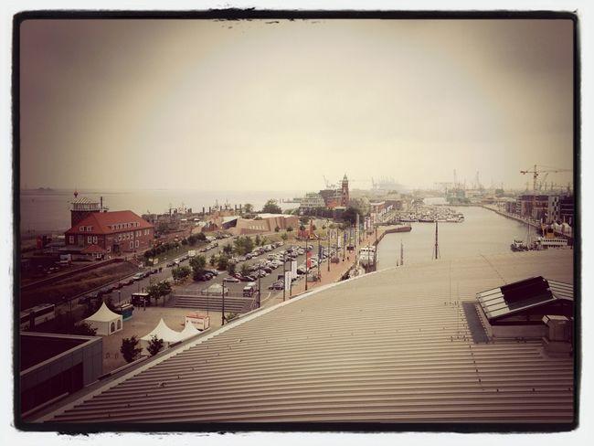 Über Den Dächern Von