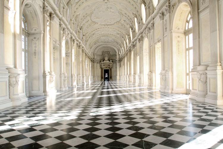 Photo taken in Venaria Reale, Italy
