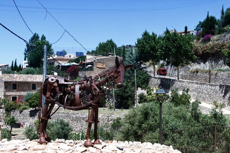 Iron Donkey Art