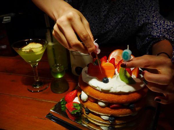 Cake happy birthday to you