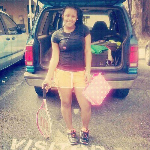 #Workout #Tennis #Shopping #Pink #VictoriaSecret