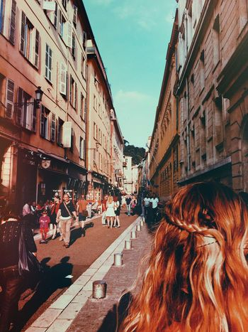 """Jen"" Taking Photos Enjoying Life Artistic Photo Old Buildings France Nice"