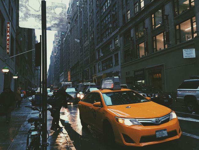 Rainy Days New York Eyeem Street Official Photos Club📷 Under Pressure