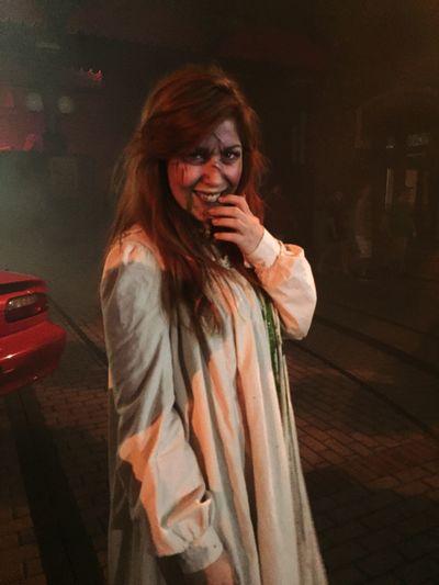 Halloween Horror Nights The Exorcist HHN25 Hhn