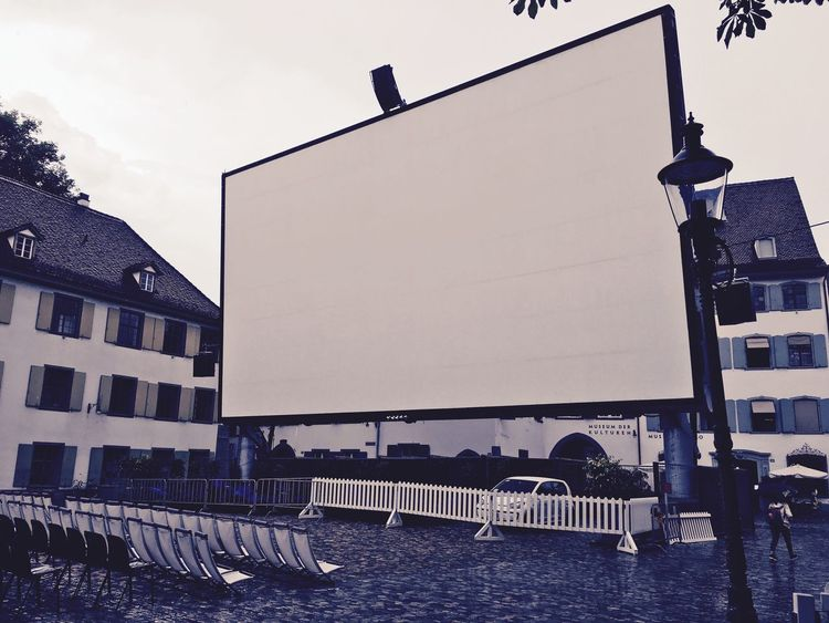 Kino Cinema Open Air Cinema Basel Open Air Kino