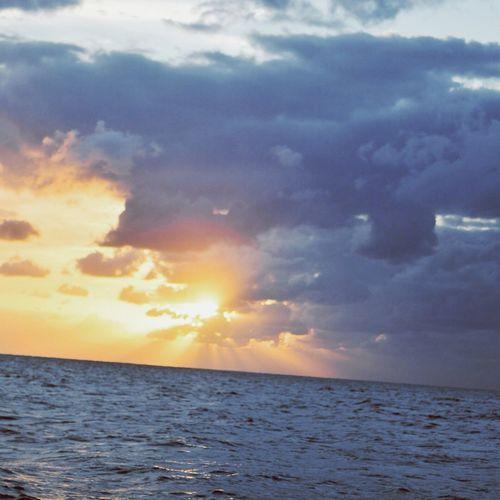 Sunset Mediterranean  Phenomenal