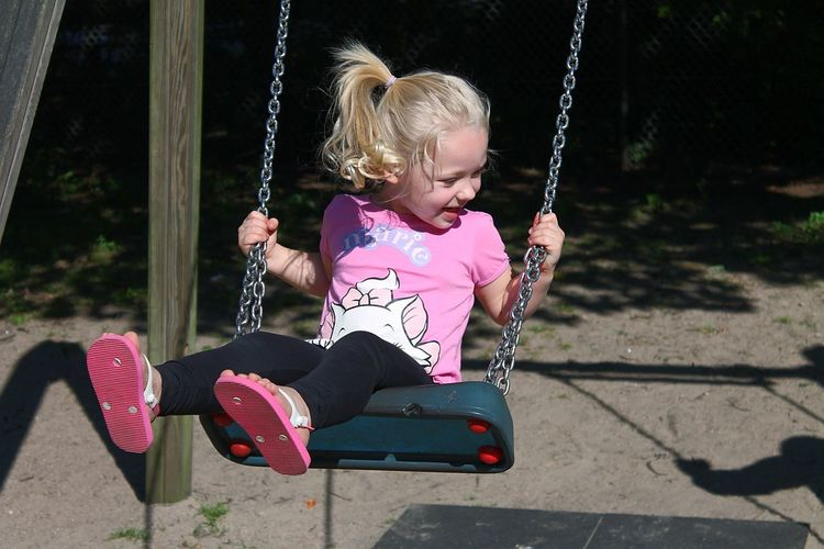 Having Fun Swinging Quality Time Kids Photography Children Photography Enjoying Life Playground My All Playing