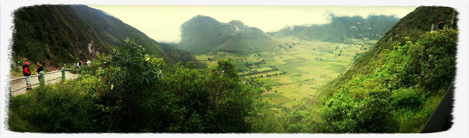 Ecuador Nature Photography Walking Around Escaping