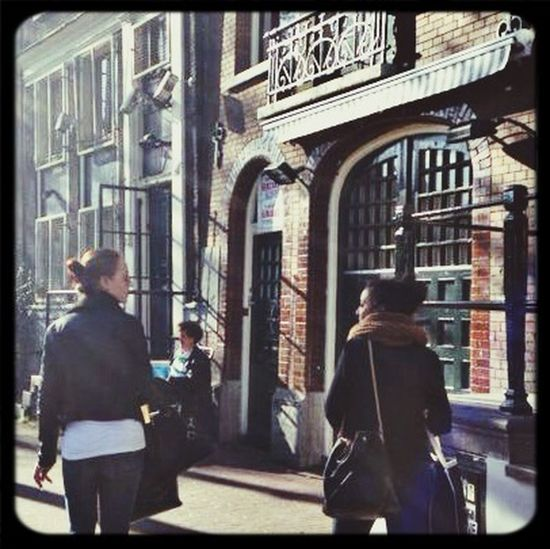 Amsterdam City Shopping